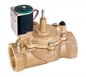 Solenoid valve for automatic watering (RSV)