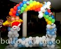 Balloon Booth Wedding Balloon Decoration