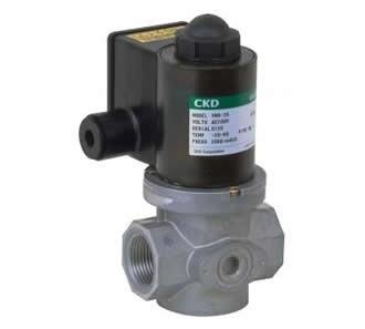 Solenoid relief valve (VNR)