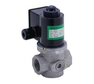 Flow rate switching solenoid valve (quick open) VNA-R/ VNA-RH