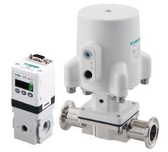 Flow Rate Control type Weir diaphragm valve��Japan only release��(SWD-T)