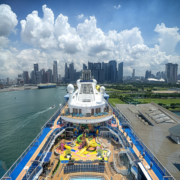 Shanghai to welcome Wonder of the Seas Others