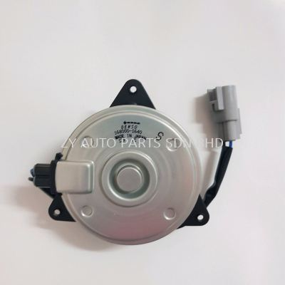 TOYOTA VELLFIRE 2006 YEAR COOL GEAR (168000-1640) RADIATOR MOTOR