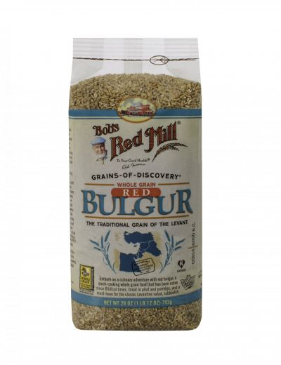 Whole Grain Red Bulgur