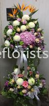 FW029 Funeral Wreath