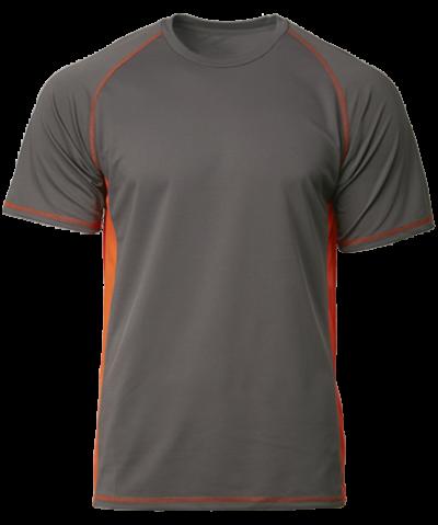 CRR 1104 Charcoal-Orange