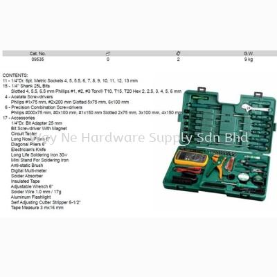 09535 - Pc Telecom Tool Set