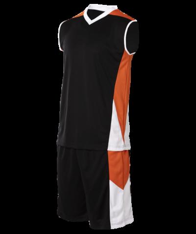 CRB 1104 Black-Orange-White