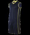 CRB 1303 Navy-Daisy Silence Basketball CRB 1300 Sport Jersey