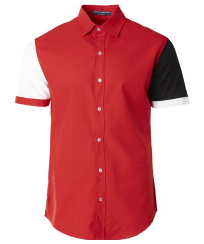 NHB 2603 Red-White-Black