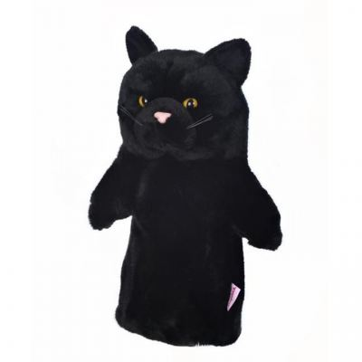 Daphne's Headcover - Black Cat