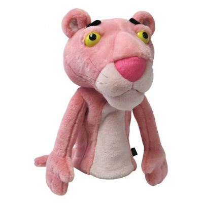 Winning Edge Headcover - Pink Panther - Inspector