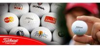 Corporate Logos with Titleist TruFeel!!!