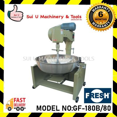 FRESH GF-180B/80 0.75kW/230V/50Hz 80 Litre Cooking Mixer Cooking Equipment