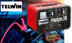 Battery Charger Telwin Alpine 18 Boost 12/24 V