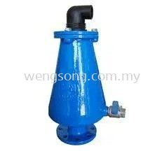 Sewerage Air Release Valve