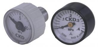 Miniature pressure gauge (G29D/G39D)