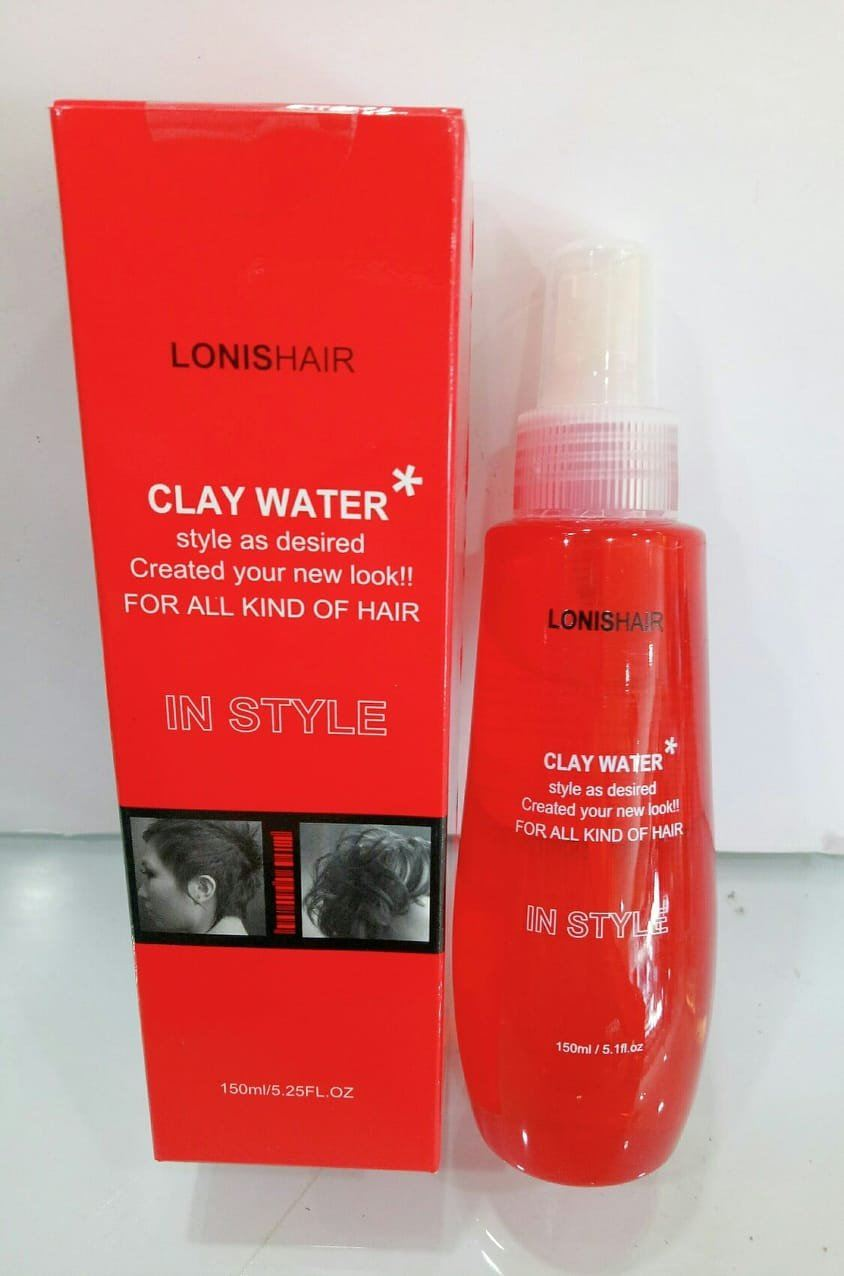 Lonis Hair Clay Water 150ML