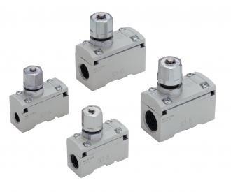 Speed controller Medium bore size (SC1)