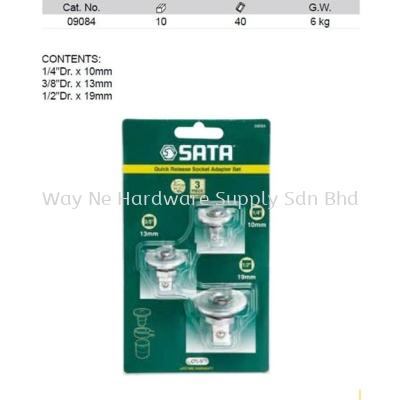 09084 - Pc Metric Drive Adapter Set