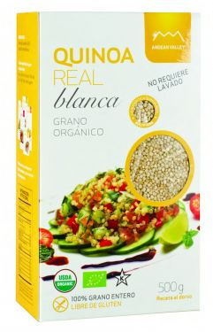 Organic Royal Quinoa White Grain