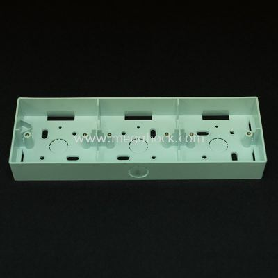 "3"" x 10"" Surface Nut Box"