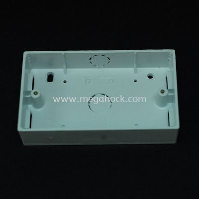 "3"" x 6"" Surface Nut Box"