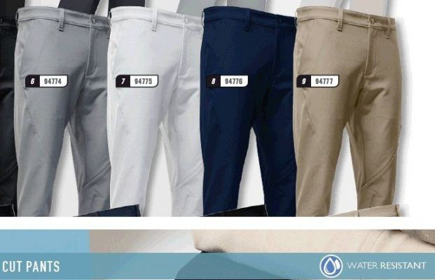 FJ ENGINEERED SLIM FIT WATER RESISTANT CUT PANT