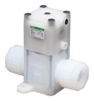 Air operated valve for chemical liquids (AMD����3・AMG����3・GAMD����3)