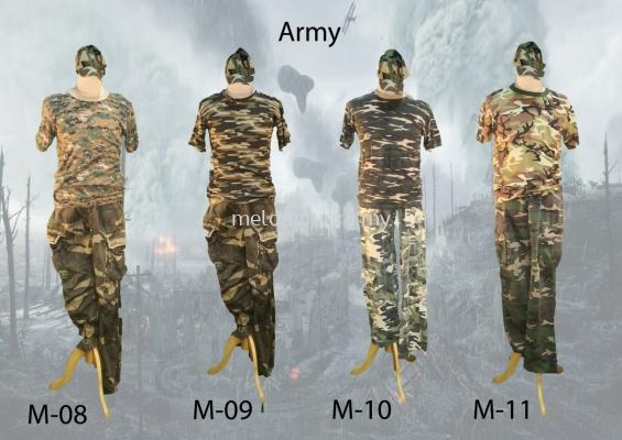 Army M08 -11