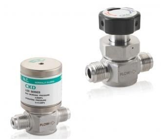Valve for process gas (LGD)