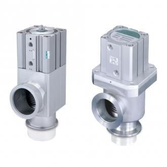 Air operated valve for high vacuum (AVB)