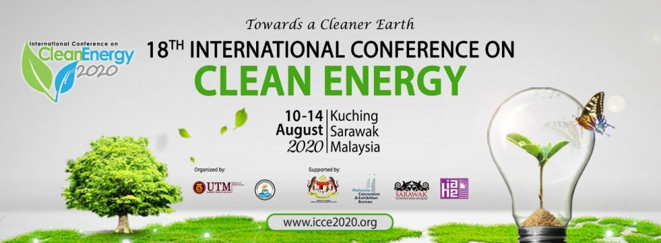 International Conference on Clean Energy August 2020
