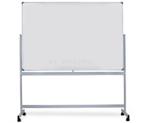 Single White Board With Stand