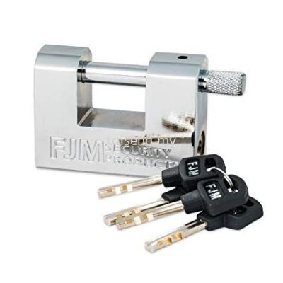 D Shackle Padlock 50MM