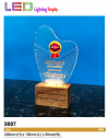 5087 Acrylic LED Lighting Trophy Trophy