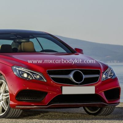MERCEDES BENZ W207 COUPE 2014 SPORT BODYKIT