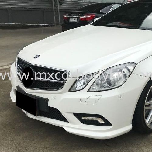 MERCEDES BENZ W207 COUPE 2010 SPORT PACKAGE FRONT BUMPER  W207 (E CLASS COUPE) MERCEDES BENZ