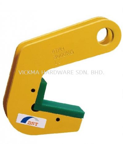 BST TPH PIPE PLATE CLAMP