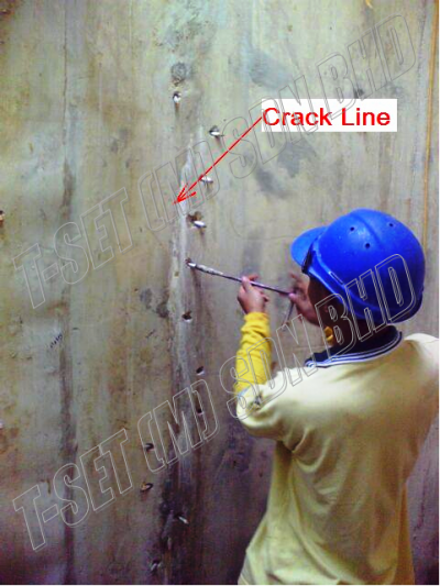 Crack Injectin Resin