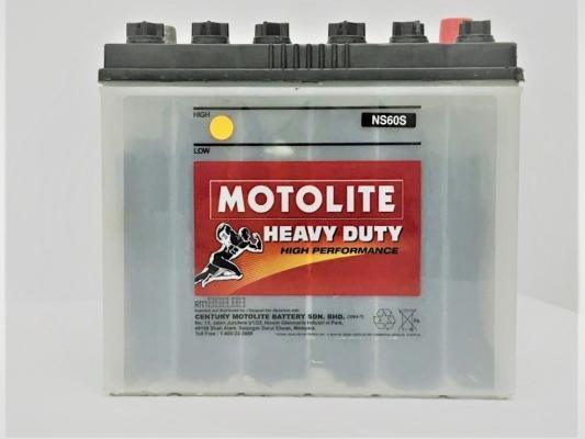 CENTURY MOTOLITE WET NS60L RM145