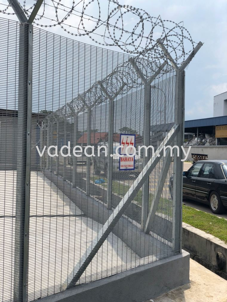 Anti Climb Fence Anti-Climb Security Fence Fence