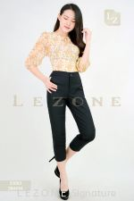 384434 STRAIGHT LONG PANTS【1ST 10% 2ND 15% 3RD 20%】