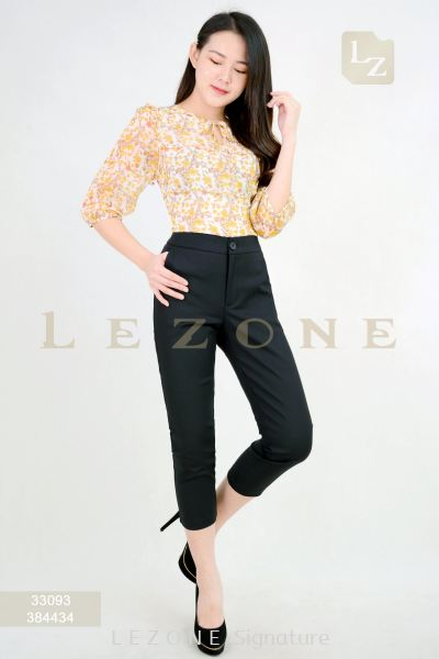 384434 STRAIGHT LONG PANTS��1ST 10% 2ND 15% 3RD 20%��