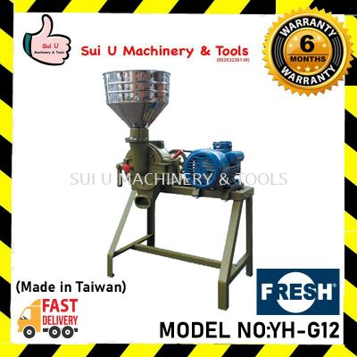 FRESH YH-G12 (WITHOUT Motor) Soyabean & Rice Grinder Soyabean Processing Machine (Made in Taiwan)