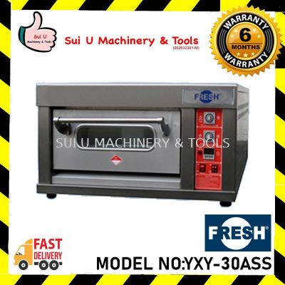 FRESH YXY-30ASS 0.1kW/230V/50Hz 1 Layer Gas Oven 0-300�� Bakery Equipment