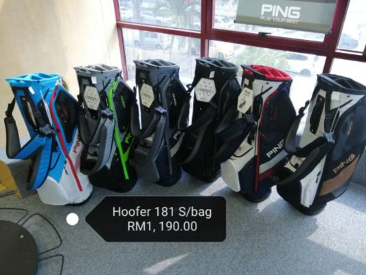 Hoofer Stand 181 Series Model 2019/2020