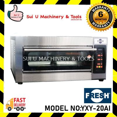 FRESH YXY-20AI 0.1kW/230V/50Hz 1 Layer Gas Oven 0-300�� Bakery Equipment