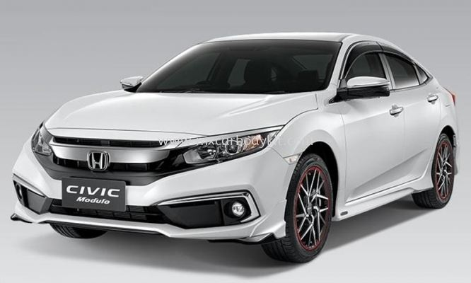 HONDA CIVIC FC 2019 FACELIFT MODULO BODYKIT