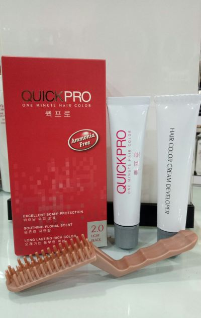 QUICKPRO COLOR 2N (Light Black) 40g
